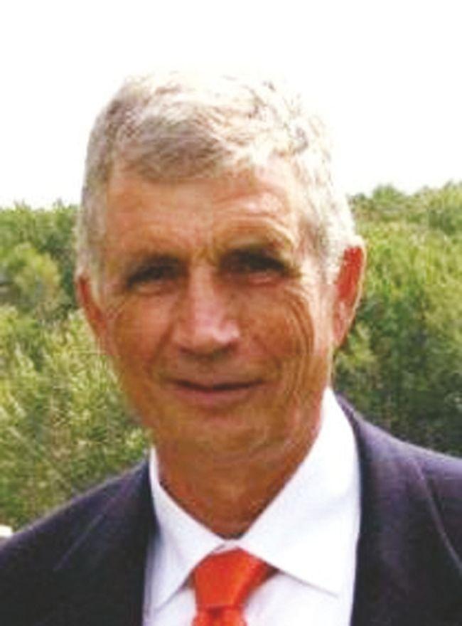 Devon council candidate Allan Macaulay