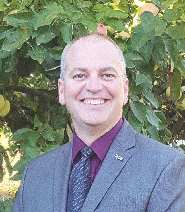 Devon council candidate Michael Laveck