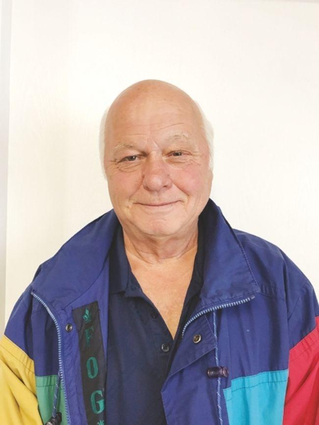 Devon council candidate Grant Geldart