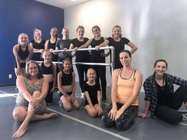 Total Dance Alliance -- Lauren Bonner and Tracey Verellen