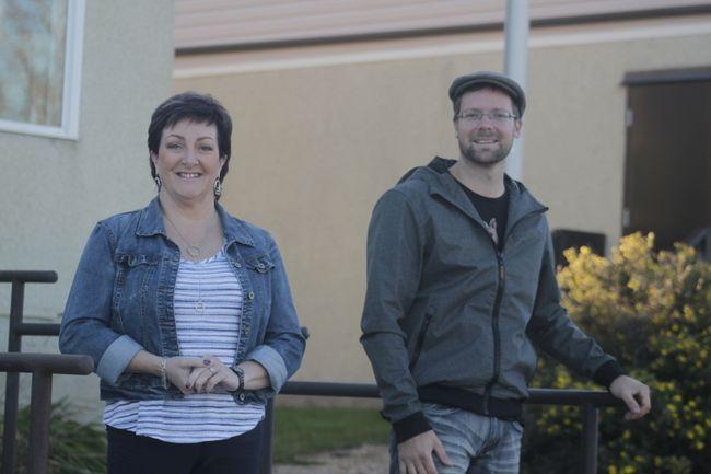 Janet Jabush and Jon Arseneault are set to join five incumbents on Mayerthorpe Town Council on Oct. 23 (Joseph Quigley | Mayerthorpe Freelancer)
