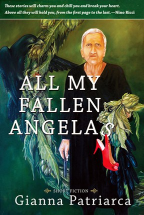 All My Fallen Angelas (Inanna) by Gianna Patriarca.