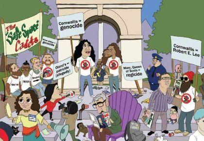 El Jones Cartoon