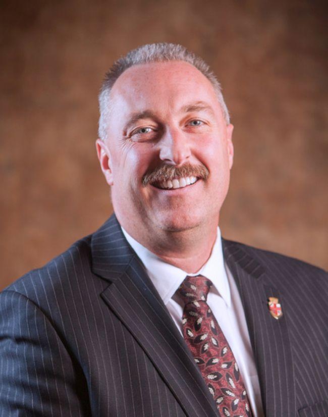A portrait of City of Lacombe Mayor Steve Christie. (City of Lacombe)