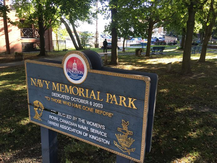 Council wants park named a Canadian War Memorial