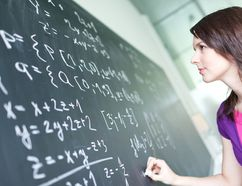 Without an understanding of mathematics, you can never truly understand physics and, without physics, you can never truly understand anything, writes columnist Tim Philp. (Internet illustration)