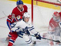 Toronto Maple Leafs' Auston Matthews