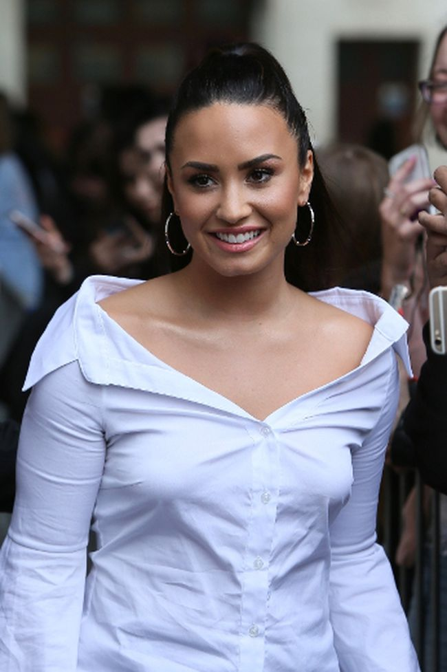 Demi Lovato. (Michael Wright/WENN.com)