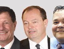 Mark King, Al McDonald, Mike Anthony