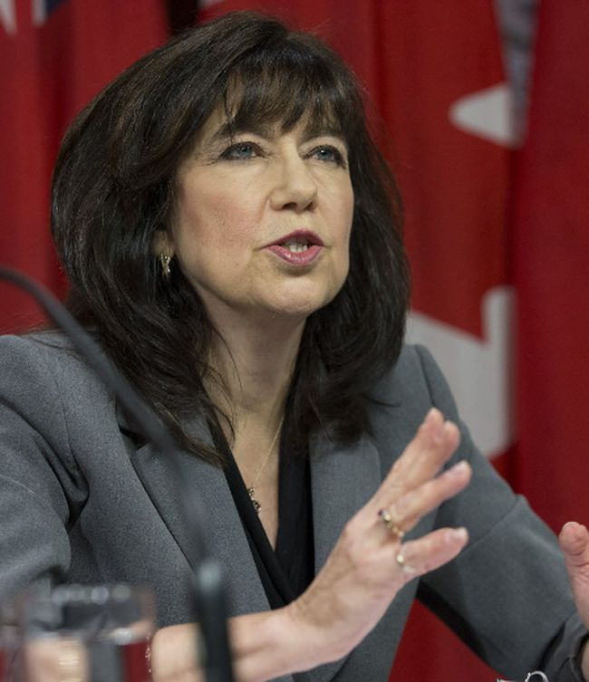 Ontario Auditor General Bonnie Lysyk (CRAIG ROBERTSON, Toronto Sun)