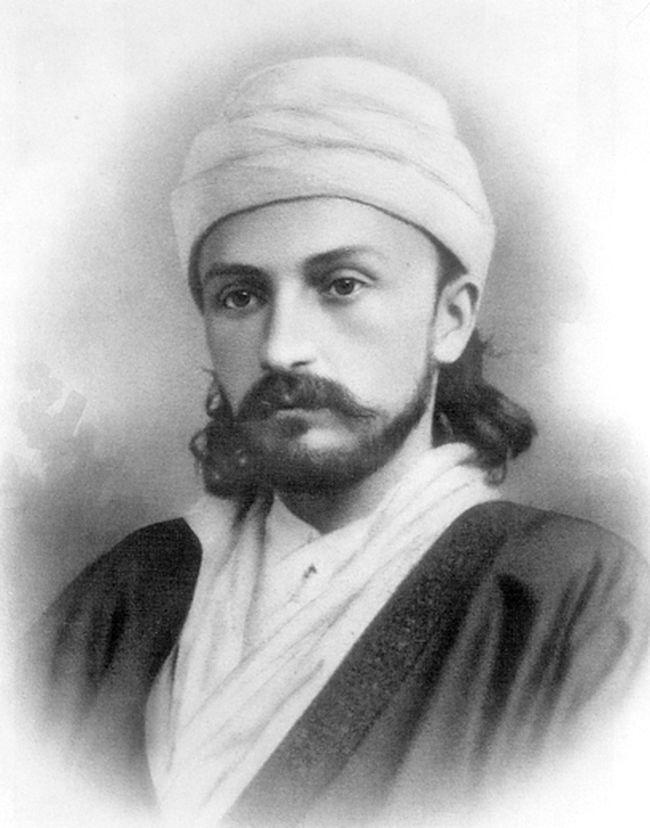 Abdu'l-Baba, son of Baha'u'llah (Postmedia Network File Photo)