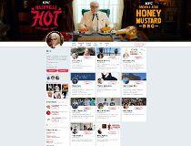KFC follows 11 people on Twitter