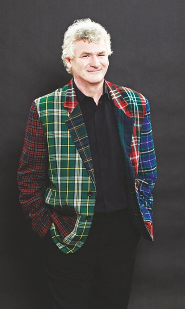 Scottish-Canadian singer John McDermott will be at the Max Centre on October 23