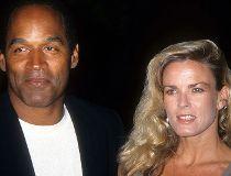 O.J. Simpson and Nicole Brown Simpson