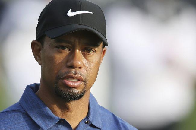 Tiger Woods. (AP photo)