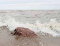 The province has issued a high wind warning for Lake Winnipeg. (Brook Jones/Interlake Publishing/Postmedia Network)