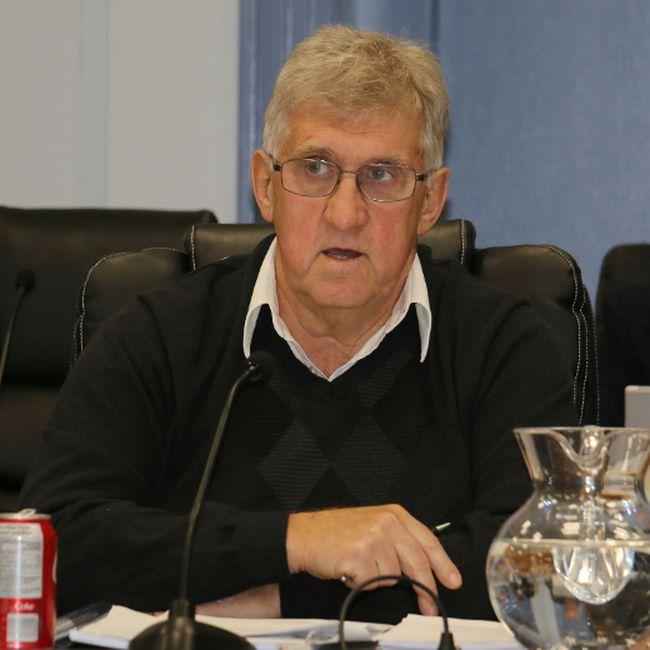 Timmins councillor Joe Campbell