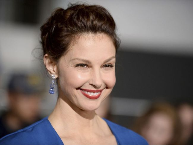 Ashley Judd. (Photo by Jordan Strauss/Invision/AP, File)