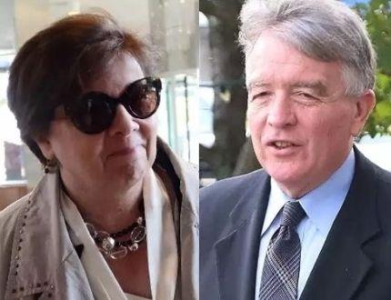 Pat Sorbara and Gerry Lougheed (Postmedia Network files)