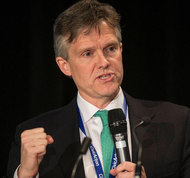 Postmedia Chair Rod Phillips. (Craig Robertson/Postmedia News)