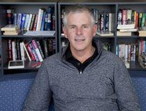 High school teacher Tim Orr is retiring after 36 years on the job in London. (DEREK RUTTAN, The London Free Press)