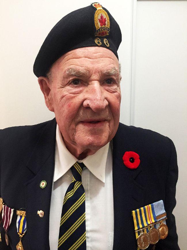 Jack Kanngiesser pictured in legion uniform. (Photo supplied)