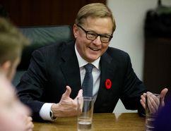 Education Minister David Eggen tabled Bill 28 in the legislature Wednesday.