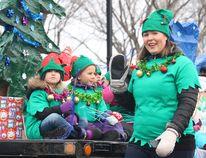 The 25th annual Fort Saskatchewan Chamber of Commerce Santa Claus parade returns to Fort Saskatchewan's downtown on Saturday, Nov. 25.