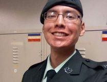 Cpl. Nolan Caribou. (Supplied)