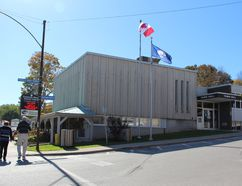 Town of South Bruce Peninsula town hall. Photo by Zoe Kessler/Wiarton Echo