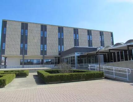 Sarnia courthouse