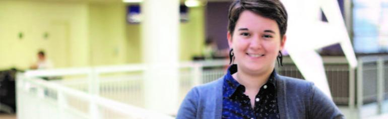 Levi Hord's work in transgender studies at Western University has earned a Rhodes Scholarship.