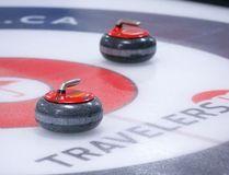 Travelers curling championship