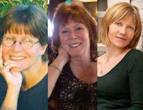 The victims of Basil Borutski (from left) Nathalie Warmerdam, Carol Culleton and Anastasia Kuzyk