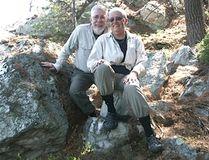 Jim and Sue Waddington. Jon Butler photo