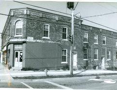 Dundas and Ontario streets, 1989. (London Free Press files)