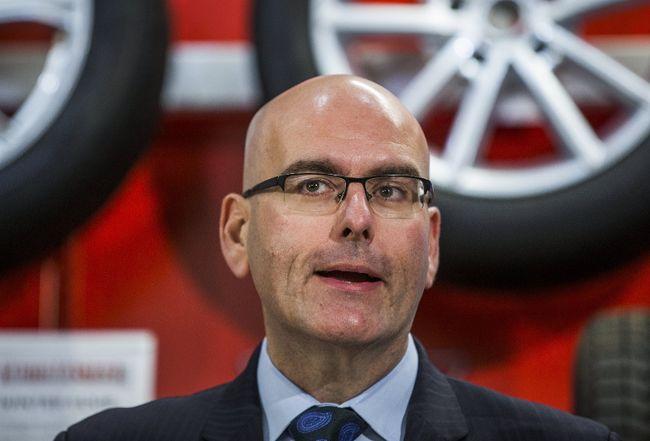 Minister of Transportation Steven Del Duca (Postmedia Network)