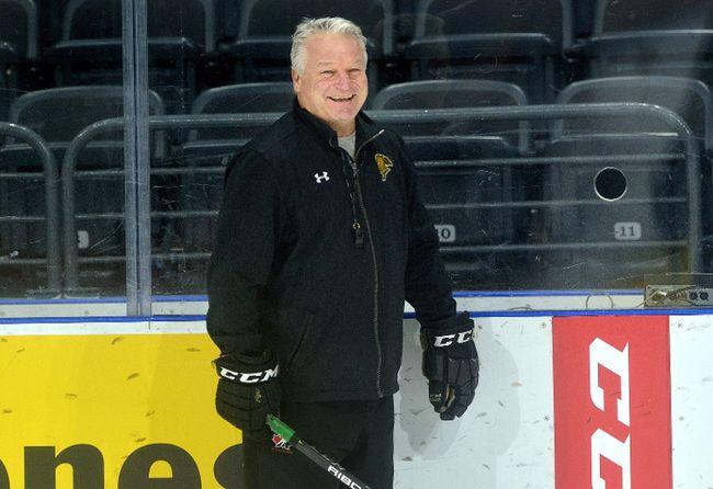 Dale Hunter. (File photo)