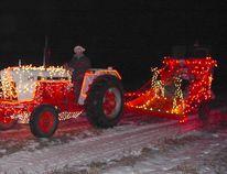 Rockwood Farmers' Parade of Lights
