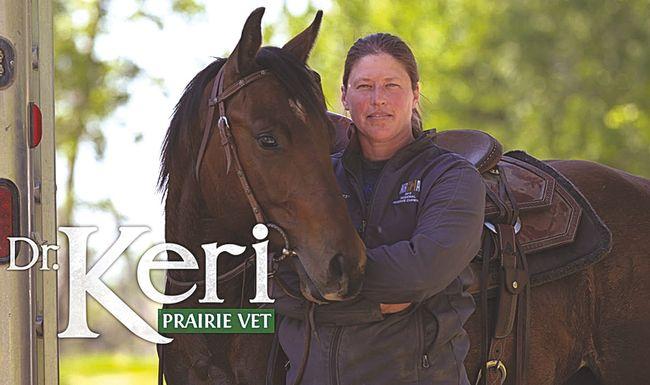 Dr. Keri: Prairie Vet premieres Sunday on Animal Planet. (supplied)