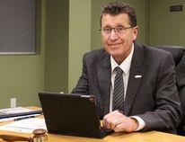 Bruderheim Mayor Karl Hauch says he looks forward to tackling next year's budget.