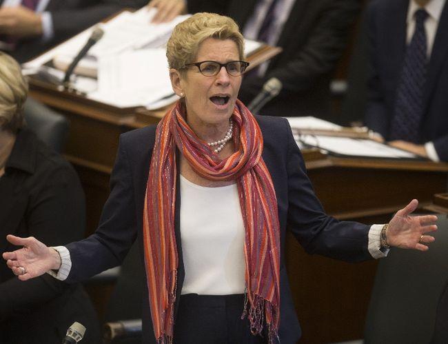 Premier Kathleen Wynne. (Craig Robertson/Toronto Sun)