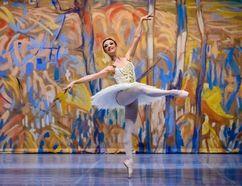 Saniya Abilmajineva performs in Ballet Jorgen's productions of The Nutcracker. (Special to Postmedia News)