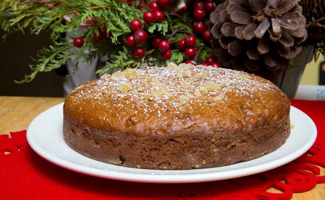 Ginger Cake (Free Press file photo)