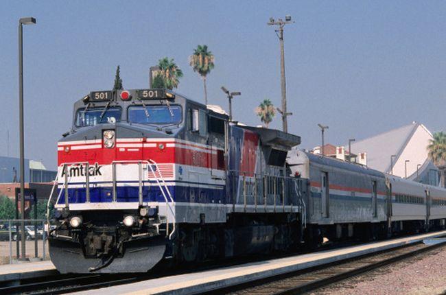 Amtrak California (Getty Images)