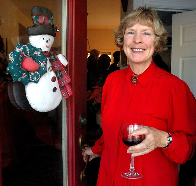 Gina Barber (Free Press file photo)