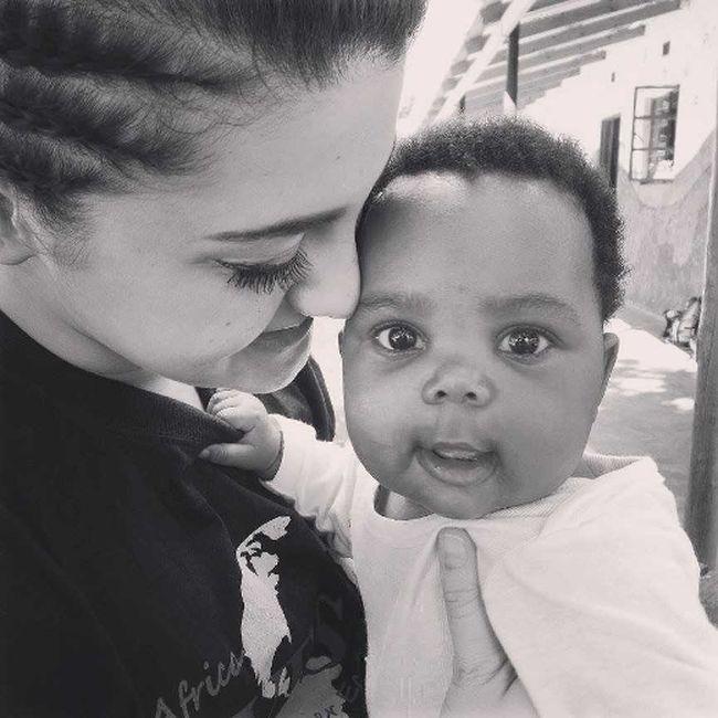 Anastasia Zagordo has done overseas work in Africa.