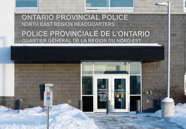 OPP regional headquarters in North Bay Nugget Photo