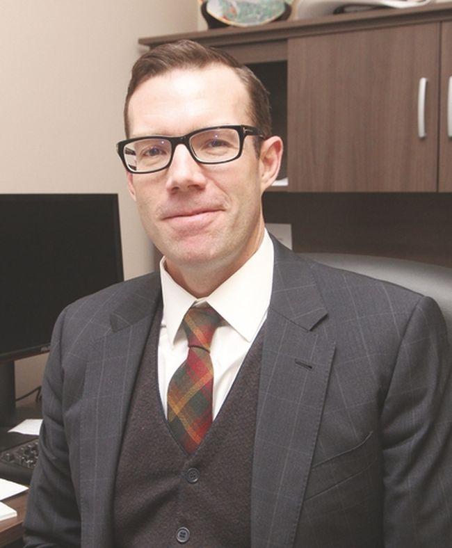 KASSIDY CHRISTENSEN HIGH RIVER TIMES/POSTMEDIA NETWORK. John Barlow, Foothills MP.
