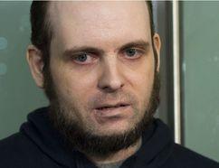Joshua Boyle (File photo by Nathan Denette/The Canadian Press via AP)